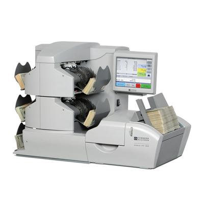 Multi-pocket currency sorter JetScaniFX400