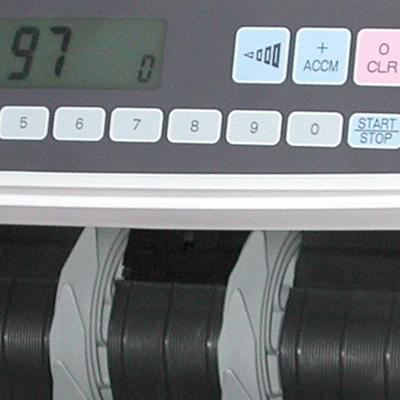 Banknotų skaičiavimo mašina Magner35