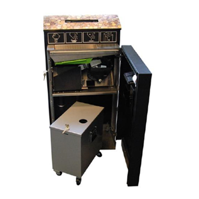 Coin deposit self-service machine CoinDepo401