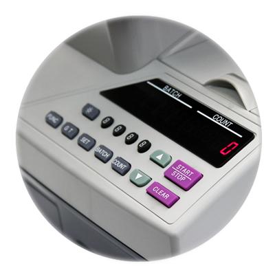 Monetų skaičiavimo mašina CHS-10