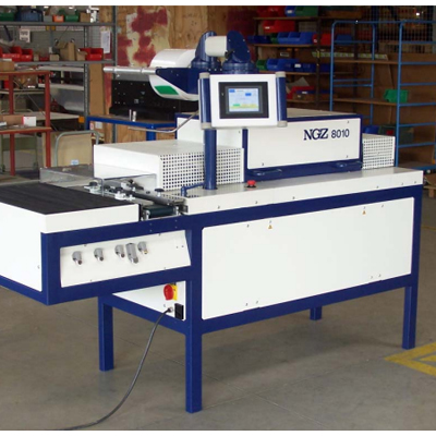 Coin packaging machine NGZ8010