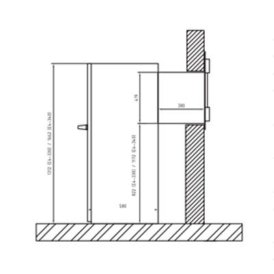 KASO E4-N savitarnos seifų serija