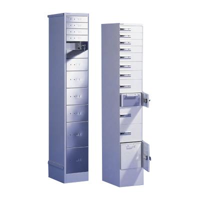 SLK individualios rakinamos dėžutės