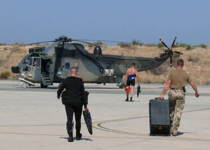 Kariniai lagaminai ir dėžės (NATO)
