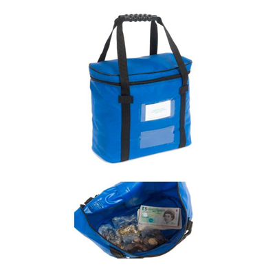 Cash in Transit Bag