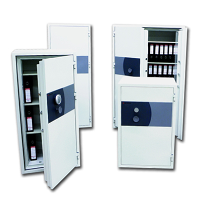 KASO PK seifų serija laikmenoms saugoti