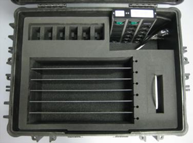 Specialus lagaminas kompiuteriams
