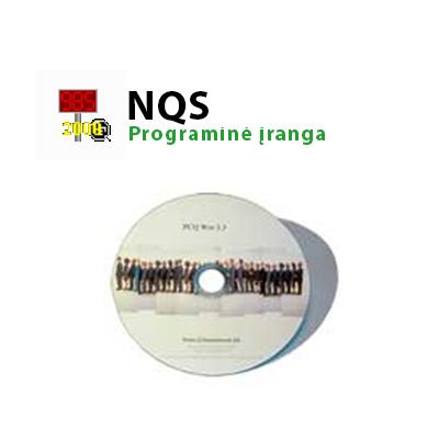 NQS programinė įranga