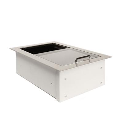 Deep tray, modelB15S
