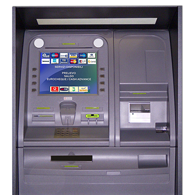Currency exchange self-service machine SC-800