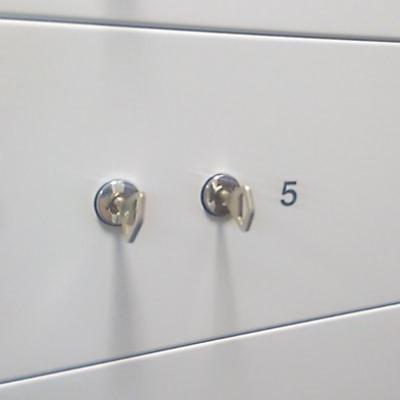 Depozitų sistemų raktinė Abloy spyna
