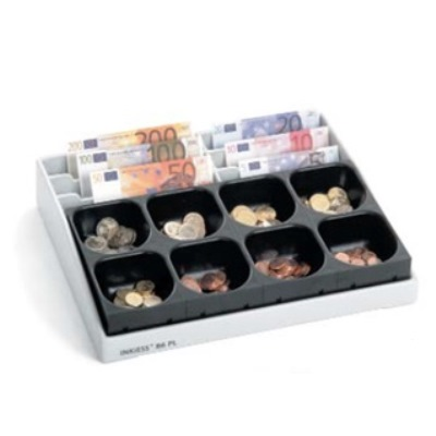 Holders for banknotes and coins