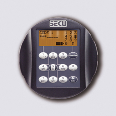 Electronic lock SeloC