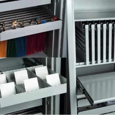 Seifų lentynos ir stalčiai