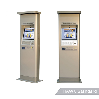 Lauko informaciniai terminalai