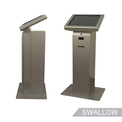Indoor information kiosks