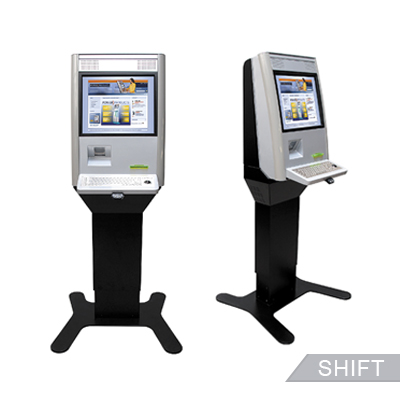 Information kiosks for wheelchair users