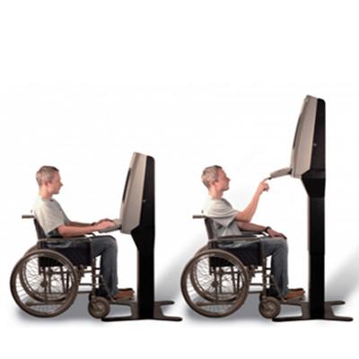 Informaciniai terminalai judėjimo negalią turintiems asmenims