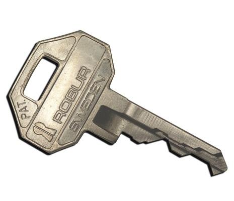Depozitinių sistemų raktinė RKL spyna