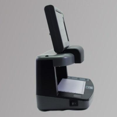 Banknotų ir asmens dokumentų detektorius C620